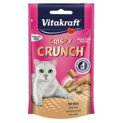 Vitakraft Cat Crispy Crunch słód 60g