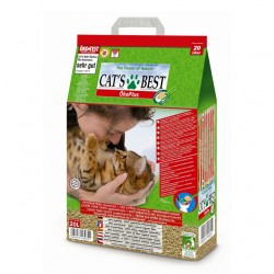 Cat's Best Eco Plus - żwirek dla kotów 10l