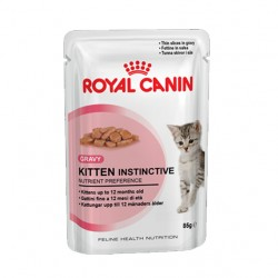 Royal Canin - Kitten Instinctive 85g