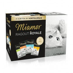 Miamor Ragout Royale Multipack w Galaretce 12 x 100g