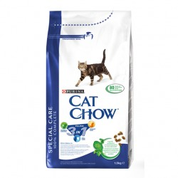 Purina Cat Chow - 3 in 1 Harball, Urinary, Oral - 1.5kg