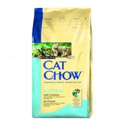 Purina Cat Chow - Kitten Kurczak 1.5kg