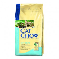 Purina Cat Chow - Kitten Kurczak 1.5kg