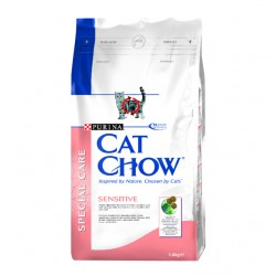 Purina Cat Chow - Sensitive 1.5kg