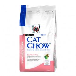 Purina Cat Chow - Sensitive 1.5kg