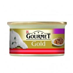 Purina Gourmet Gold Wołowina i Kurczak