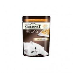 Gourmet a'la Carte Indyk z Warzywami - saszetka 85g