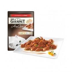 Gourmet a'la Carte Wołowina z Warzywami - saszetka 85g