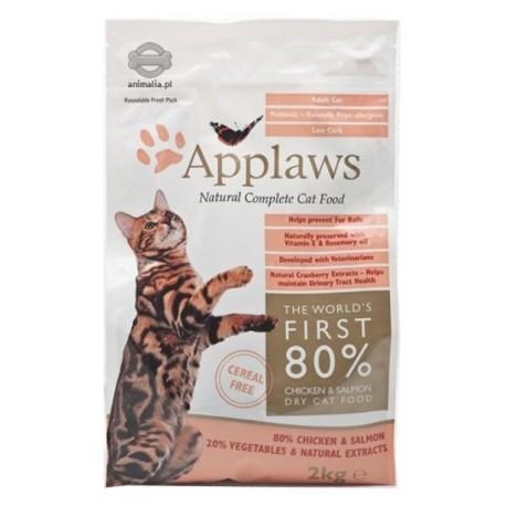 Applaws łosoś - 80% Kurczak - 20% łosoś