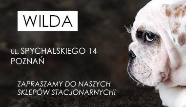 Cztery Łapy - Poznań Wilda ul. Spychalskiego 14